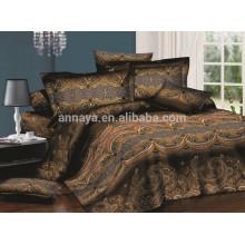Дубай постельное белье набор складной лист лист ткани 85gsm 130gsm Китай Поставщики