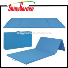PVC Basics Normal PVC Gym Mat and Exercise Mat 4 Fold Gym Mats