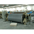 Jumbo Motion mecánica Tuck-Indevice Air Jet Machine para textiles