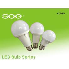 Cadre en aluminium à l'intérieur de l'ampoule LED 5-18W
