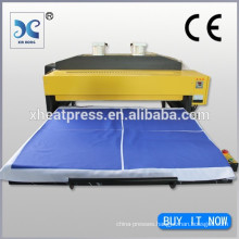 Large format sublimation printing for long sleeve t shirt heat press machine