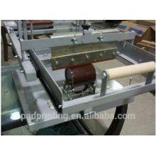 Fácil Operar barato pantalla manual de la máquina de impresión, impresora de pantalla pequeña, manuall máquina de impresión de pantalla para la pluma, tazas