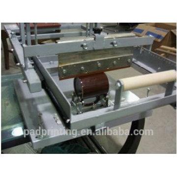 Einfache Bedienung Günstige manuelle Siebdruckmaschine, kleiner Siebdrucker, manuall Siebdruckmaschine für Stift, Becher