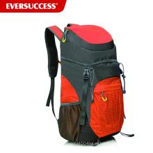 Mochila 40L Mochila de viaje impermeable y liviana / plegable y mochila de senderismo plegable