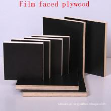 Preço barato, boa qualidade) O filme enfrentou a madeira compensada / madeira compensada de cofragem do molde / madeira compensada marinha
