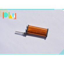 2uew Enameled Copper Wire Winding Bobbin Coil For Plastic Core Inductor