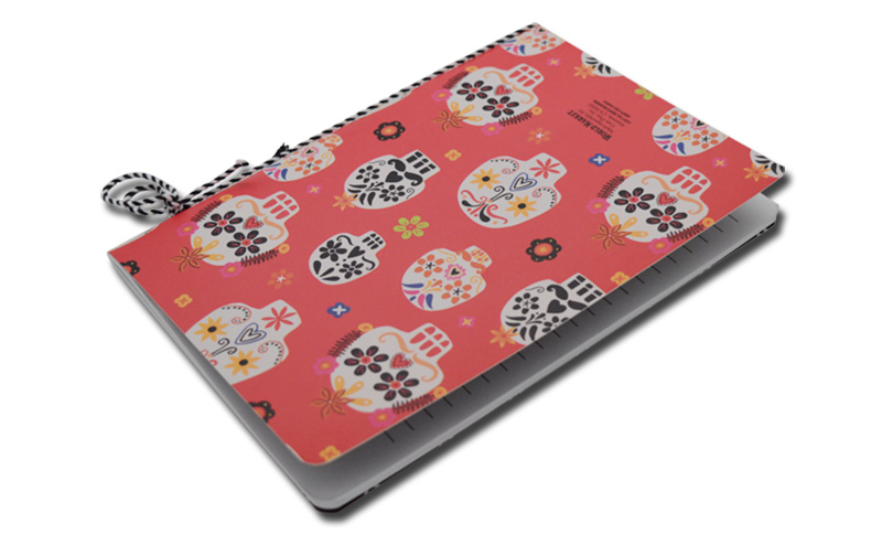 customize your notebook