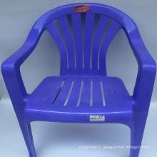 Taizhou OEM Custom plastic balcony arm chair injection moulding plastic arm balcony chair molding