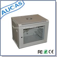 Rack de servidor de servicio pesado 19 pulgadas de montaje en pared del servidor de red de rack precio de fábrica