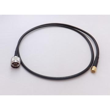 N Male till SMA Male Coaxial Cable Assembly