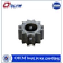 OEM Getriebe Maschinen Teile 1040 Cast Kohlenstoffstahl Guss
