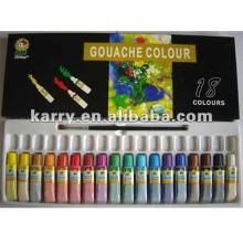 gouache paint EN71-3 ASTM D-4236