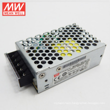 Original MEANWELL 3 years 25W 12V cctv power supply UL RS-25-12