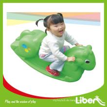 Plastik Tier Schaukel Pferd Spielzeug für Kinder LE-YM004