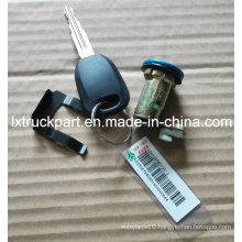 Sinotruk Hohan Truck Door Lock Core