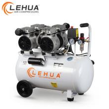 Tragbarer Reifen-Zahnluftkompressor der hohen Dauerhaftigkeit 8bar 0.75hp