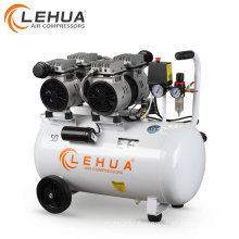 Popular silent dental oil free air compressor