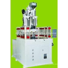 Nova máquina de moldagem por injeção rotativa 55T ~ 75T