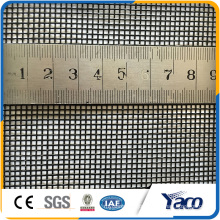 High quality fiberglass window screen, black fiberglass mesh
