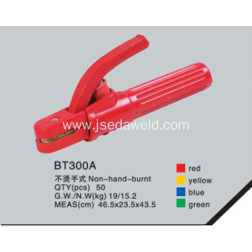 Non Hand Burnt Type Electrode Holder BT300A