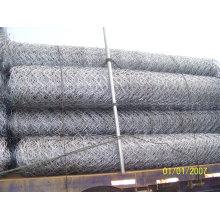 5 / 4 Inch Pvc Coated Hexagonal Wire Mesh For Bird Netting, Rabbit Fencing