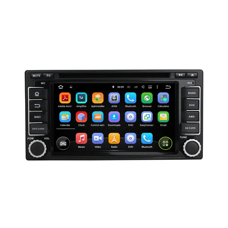 Forester android 7.1 autoradio