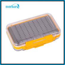 Mousse insérée 100% étanche à l'eau Fly Box Hr Fy001