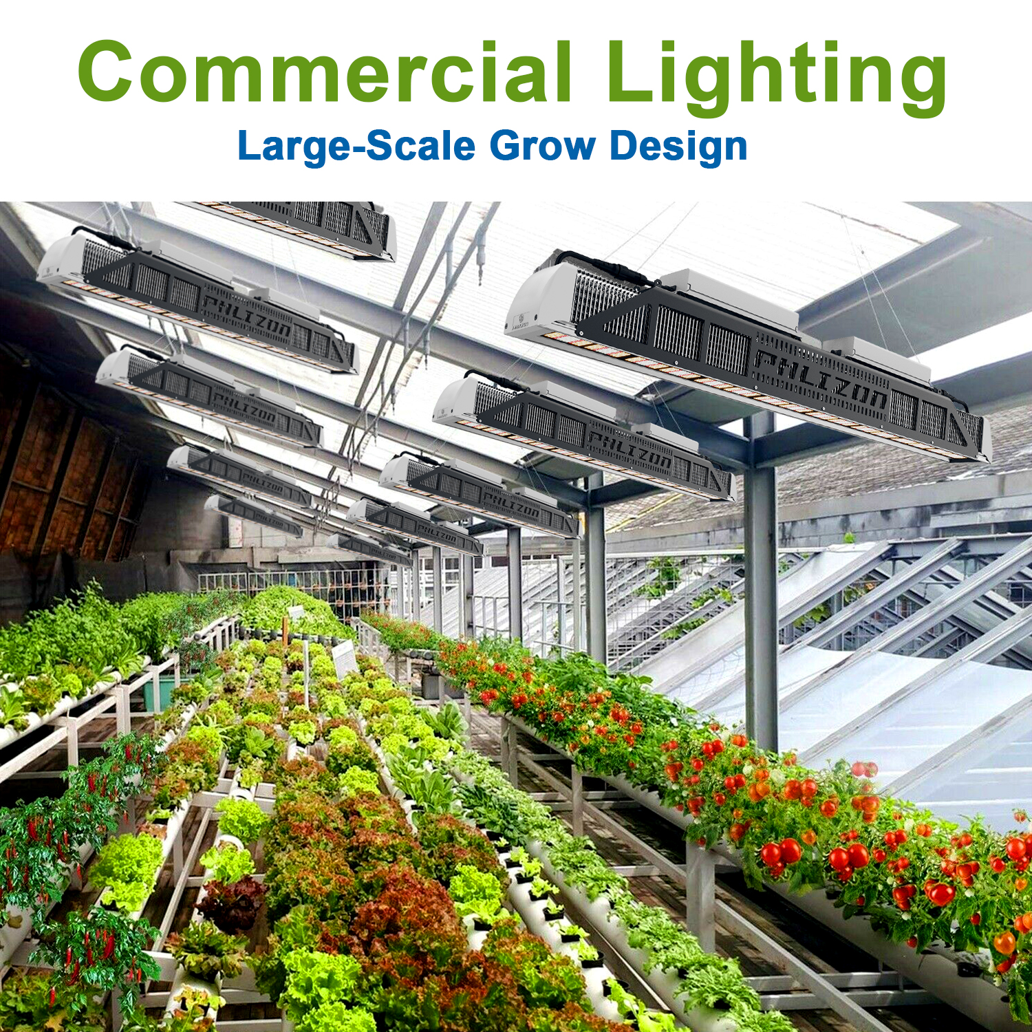 Commercial LED Grow Light