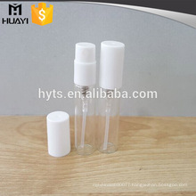 2ml mini glass perfume test tube packaging