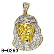 14k Gold Plated Sterling Silver Jewelry Pendant