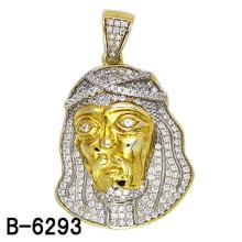 14k позолоченный стерлингового серебра Кулон ювелирные изделия