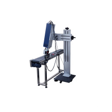 30W CO2 Laser Marking Machine for Plastic Marking