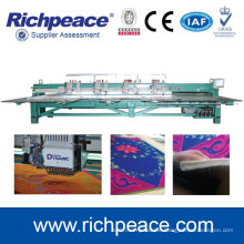 Richpeace Computerized Mixed Coiling Embroidery Machine (Special Felt Series)