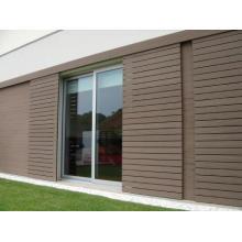 Sidres compuestos de madera de WPC de los paneles de construcción de gama alta