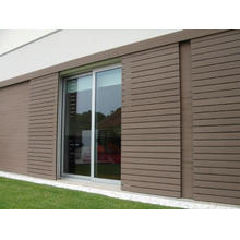 High-End Construction Panels Wood Plastic Composite WPC Sidings