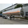 3 Axle 50000L Fuel Tank Semi Trailers