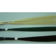 Alta qualidade da linha de catgut cromada estéril de 75cm