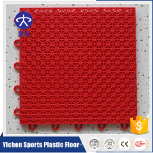 Outdoor basketball court rubber floor tile with low price