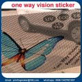 Double-sided Two Way Vision Vinyl Window Sticker
