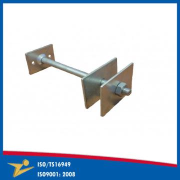 Radiator Bracket Sheet Metal Parts Manufacturer