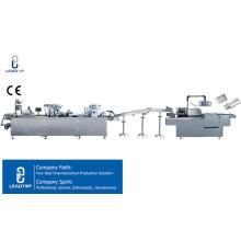 Автоматическая вертикальная складывая машина упаковки коробки для блистер и Стрип-пакеты