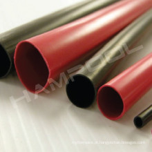Cola de tubo de encolhimento de borracha de silicone de parede dupla HP-DW-AT