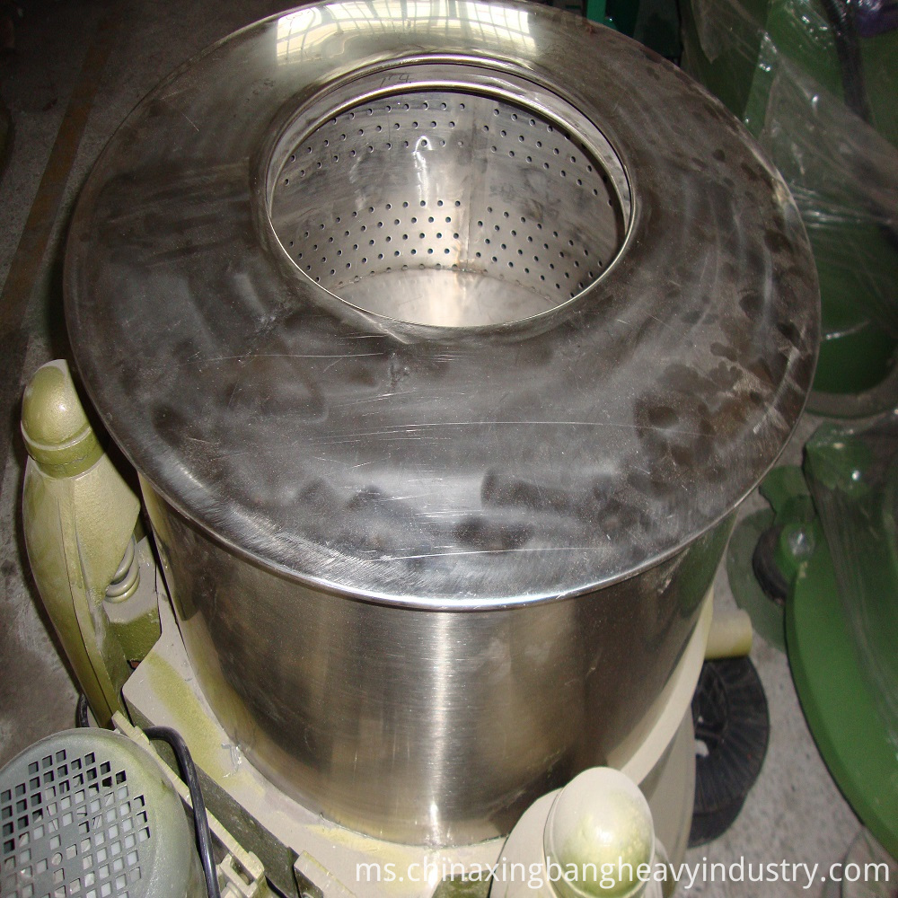 centrifugal industrial carpet spin dryer