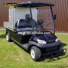 Customize bins 2 seater electric golf cart club car golf cart food buggy car