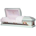 18 Ga Steel Primrose Casket for USA Market