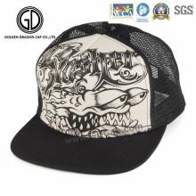 Era-Hysteresen-Kappe Neuester Entwurfs-Fernlastfahrer-Hüte mit kundenspezifischem Druck