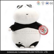 Plush panda bear bichos de pelúcia cartoon brinquedos