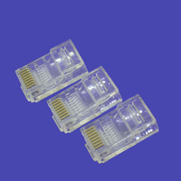 UL Certified Cat5e Plug