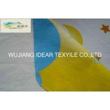 Alfandegados de camurça tecido revestimento PVC ater tecido de algodão