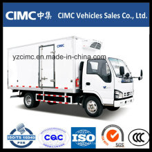 Isuzu 4-5 Tons Refrigerated Truck for Fresh Meat Fish